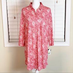 Lauren Ralph Lauren Night Shirt New With Tags